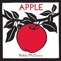 Book cover for Apple by Nikki McClure
