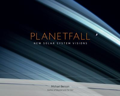 Cover art for Planetfall: New Solar System Visions