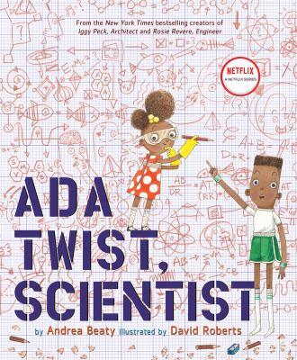 Ada Twist, Scientist book jacket