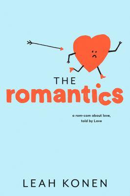 The Romantics book jacket