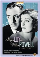 Myrna Loy and William Powell Collection
