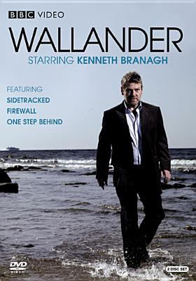 Cover art for Wallander