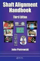 Shaft Alignment Handbook [electronic resource]