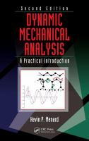 Dynamic mechanical analysis [electronic resource] : a practical introduction