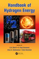 Handbook of Hydrogen Energy [electronic resource]