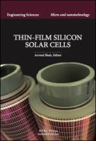 Thin-film silicon solar cells [electronic resource]