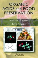 Organic acids and food preservation [electronic resource]