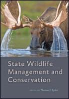 State wildlife management and conservation /