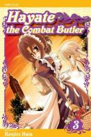 Hayate the combat butler. 3