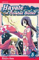 Hayate, the combat butler. 5