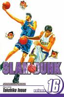 Cover of the book Slam dunk.