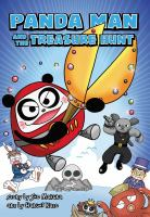 Cover of the book Panda Man and the treasure hunt
