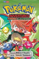 Pokemon adventures. Fire red & leaf green. Volume 24
