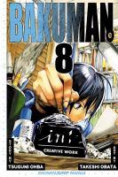 Cover of the book Bakuman.
