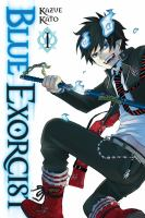 Cover of the book Blue exorcist.