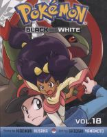 Pokemon. Black and White. Vol. 18