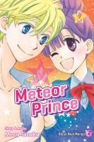 Cover of the book Meteor prince.