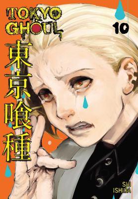 Tokyo Ghoul book jacket