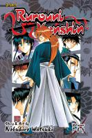 Rurouni Kenshin 3-in-1 Edition: Volume 3 : A Compilation of the Graphic Novel Volumes 7-8-9