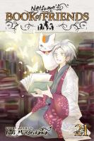 Natsume's Book of Friends: Volume 21