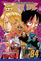 One Piece: Vol. 84, Luffy Vs. Sanji