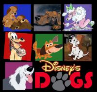 Disney's dogs
