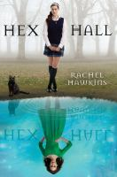 Hex Hall book cover