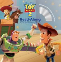 Toy Story 2: Read-along Storybook and CD