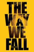 Book Cover Image:  The Way We Fall