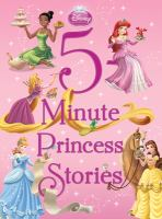 5-minute princess stories.