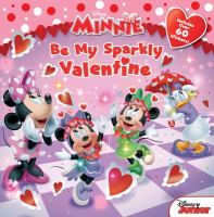 Be my sparkly valentine