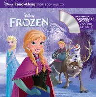 Frozen: Read-along Storybook and CD