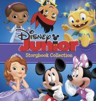 Disney Junior storybook collection.