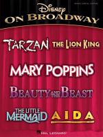 Disney on Broadway : piano, vocal, guitar.