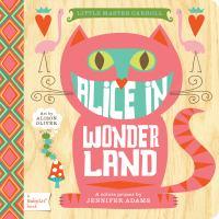 Little master Carroll : Alice in wonderland, a colors primer