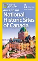 book cover image Guide to the National Historic Sites of Canada