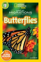 Great migrations. Butterflies