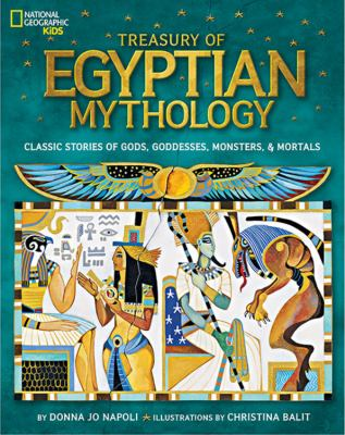 A Treasury of Egyptian Mythology