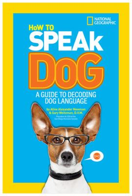 How to Speak Dog: A Guide to Decoding Dog Language(book-cover)