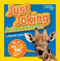 Just joking : animal riddles