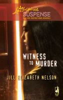 Witness to murder [electronic resource]