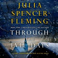 Cover of the book Through the evil days : a Clare Fergusson/Russ Van Alstyne novel