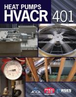 HVACR 401. [Heat pumps] [electronic resource]