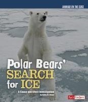 Polar Bears' Search for Ice