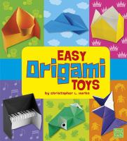 Easy Origami Toys