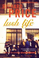 Cover of the book Lush Life.