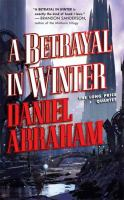 A betrayal in winter [electronic resource]