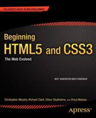 Beginning HTML5 and CSS