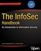 The InfoSec handbook [electronic resource] : an introduction to information security