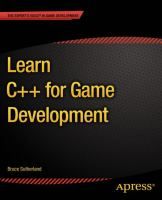Learn C++ for game development [electronic resource]